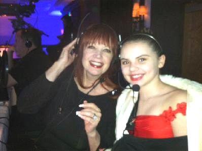G.J. (Grandma Joey) and Shelbey Mae at Virginia Waring Ball