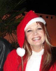 joey santa hat