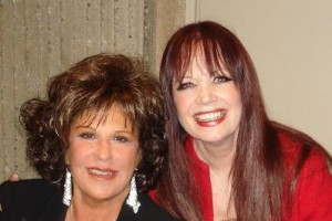 feb., '09 lainie kazan and joey
