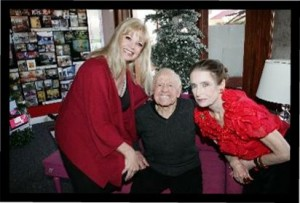 mickey rooney, margaret o'brien and joey