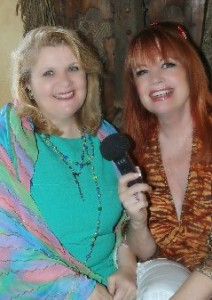 Joey interviewed Metropolitan Opera Diva Janet Hopkins