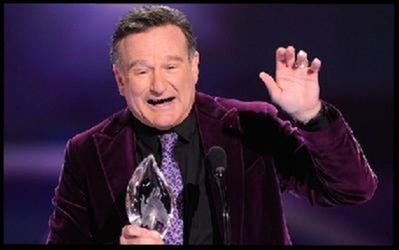 robin williams black