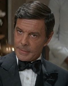 Louis Jourdan Octopussy James Bond