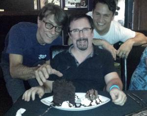 azul choc cake