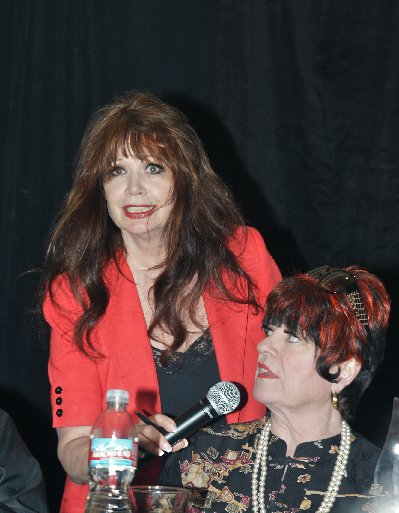 1/30 - Joanne Worley plugging her appearance for KittyLandRescue.org.