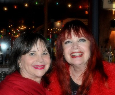 """Em-ceeing A.C.T.'s Monthly """"Travel Club"""" meeting w/ Actress/author Cindy Williams about her new book """"Shirley, I Jest!!!"""""""