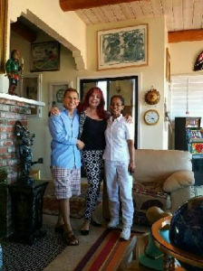 """Psychic to the Psychics"""" Lalo Tachiquin (760) 401-1810) is offering a 90 minute psychic reading for $65. Great Mother's Day gift."""