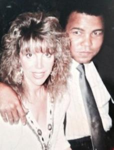 Jackie Kallen and Ali