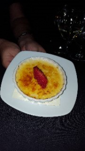 Photo of Chef Art's Creme Brulee
