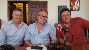 Brady, Steve and Dennis