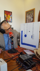 Paul's 6.43ct - $137,000 sapphire